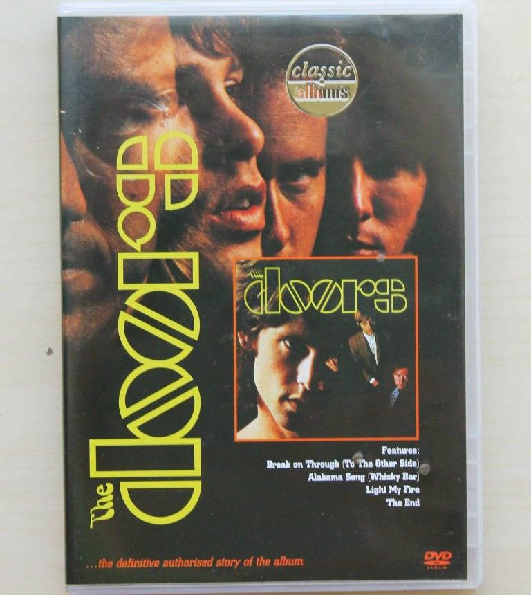 THE DOORS. CLASSIC ALBUMS. The definitive authorised histoy of the album. (Documentary DVD)