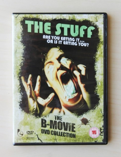 THE STUFF.  (The B-Movie DVD collection)