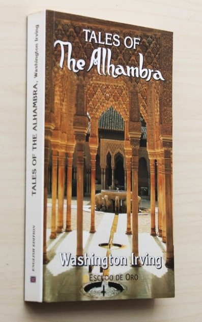 TALES OF THE ALHAMBRA.  (Illustrated / New)