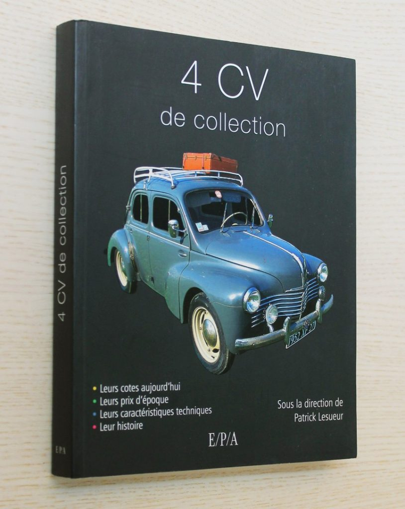 4 CV DE COLLECTION