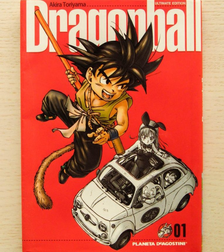 DRAGONBALL 01. Ultimate edition