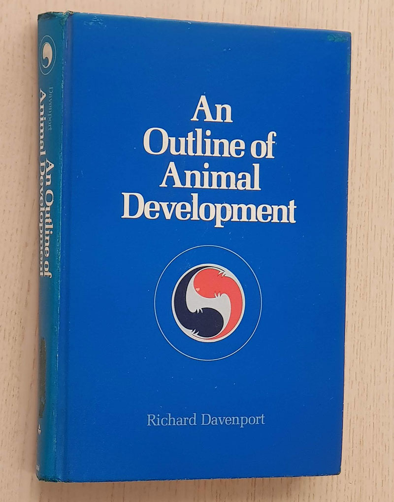 AN OUTLINE OF ANIMAL DEVELOPMENT