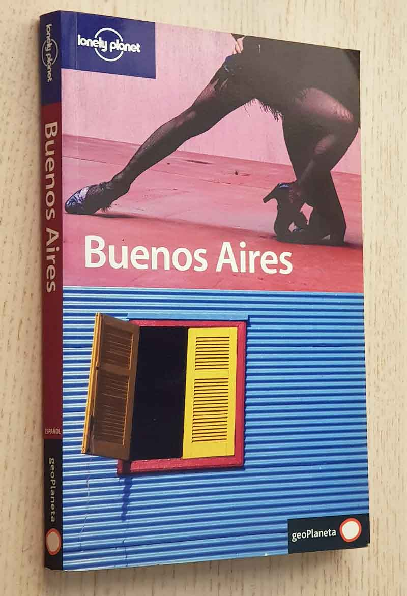 BUENOS AIRES (Guía Lonely Planet)