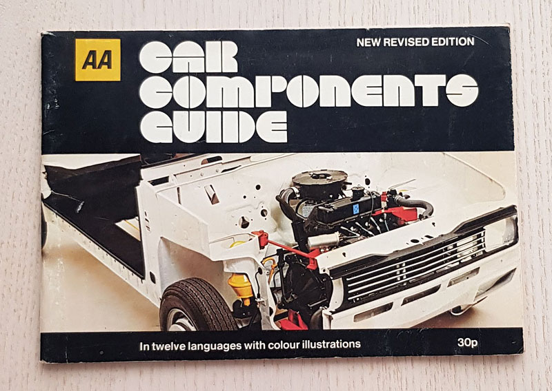 AA. CAR COMPONETS GUIDE