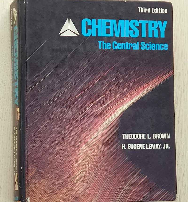 CHEMISTRY. The Central Science.