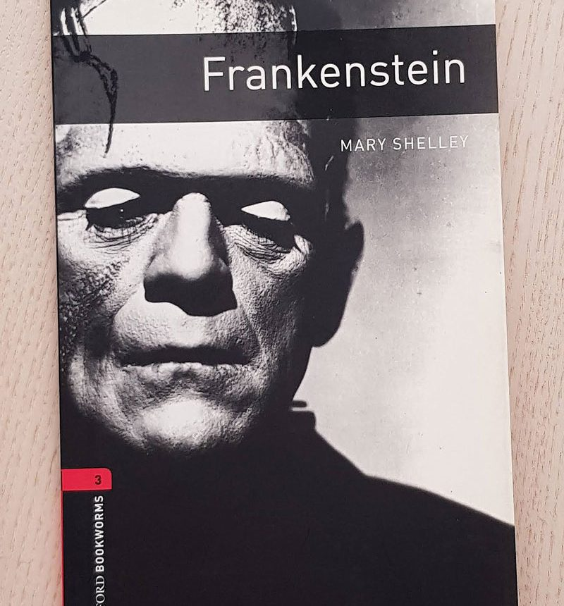FRANKENSTEIN.  (Oxford Bookworms / Stage 3)