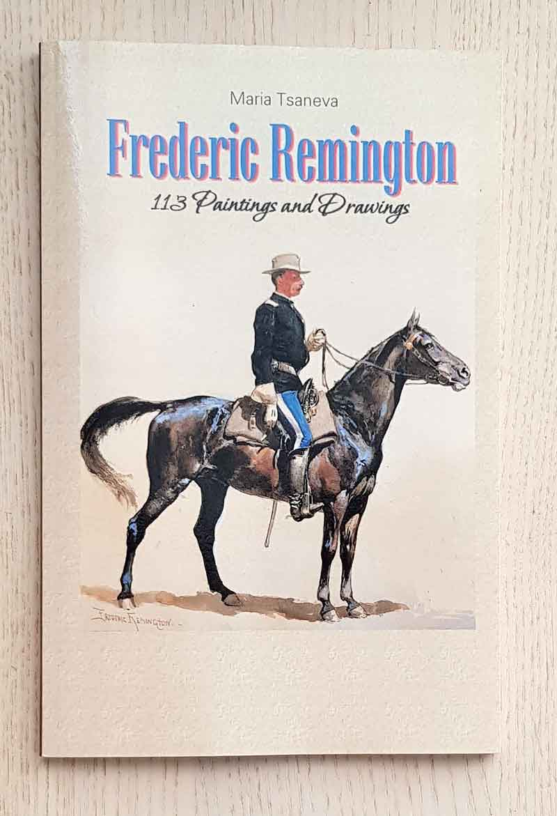 FREDERIC REMINGTON. 113 Paintings and Drawings.