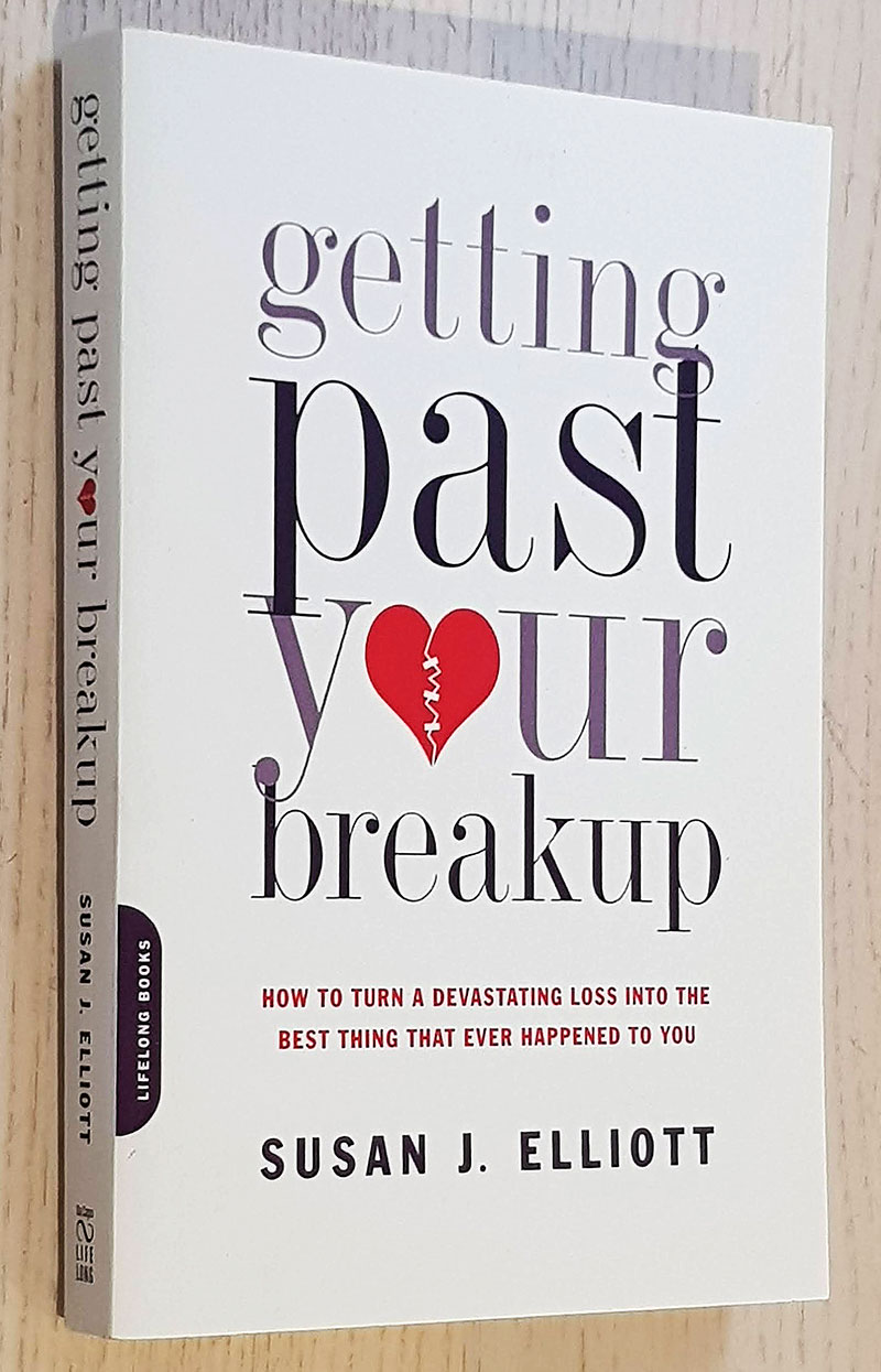 GETTING PAST YOUR BREAKUP. How to turn a desvastating loss into the best thing that ever happened to you.