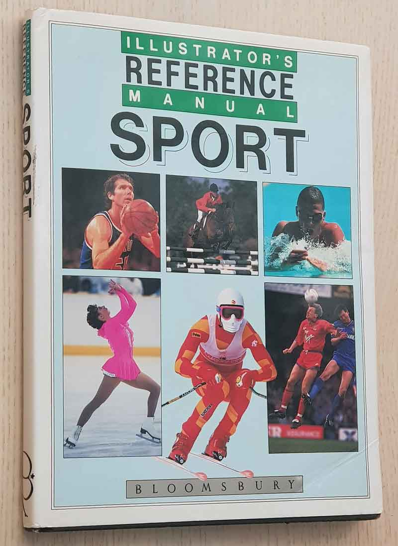 ILLUSTRATOR'S REFERENCE MANUAL. SPORT
