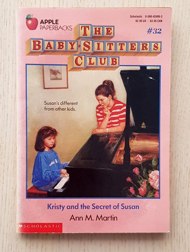 THE BABY SITTERS CLUB. KRISTY AND THE SECRET OF SUSAN