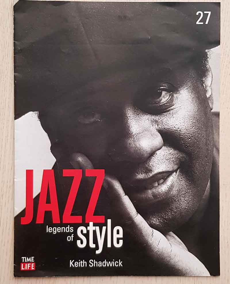 JAZZ LEGENDS OF STYLE. Fascículo nº 27