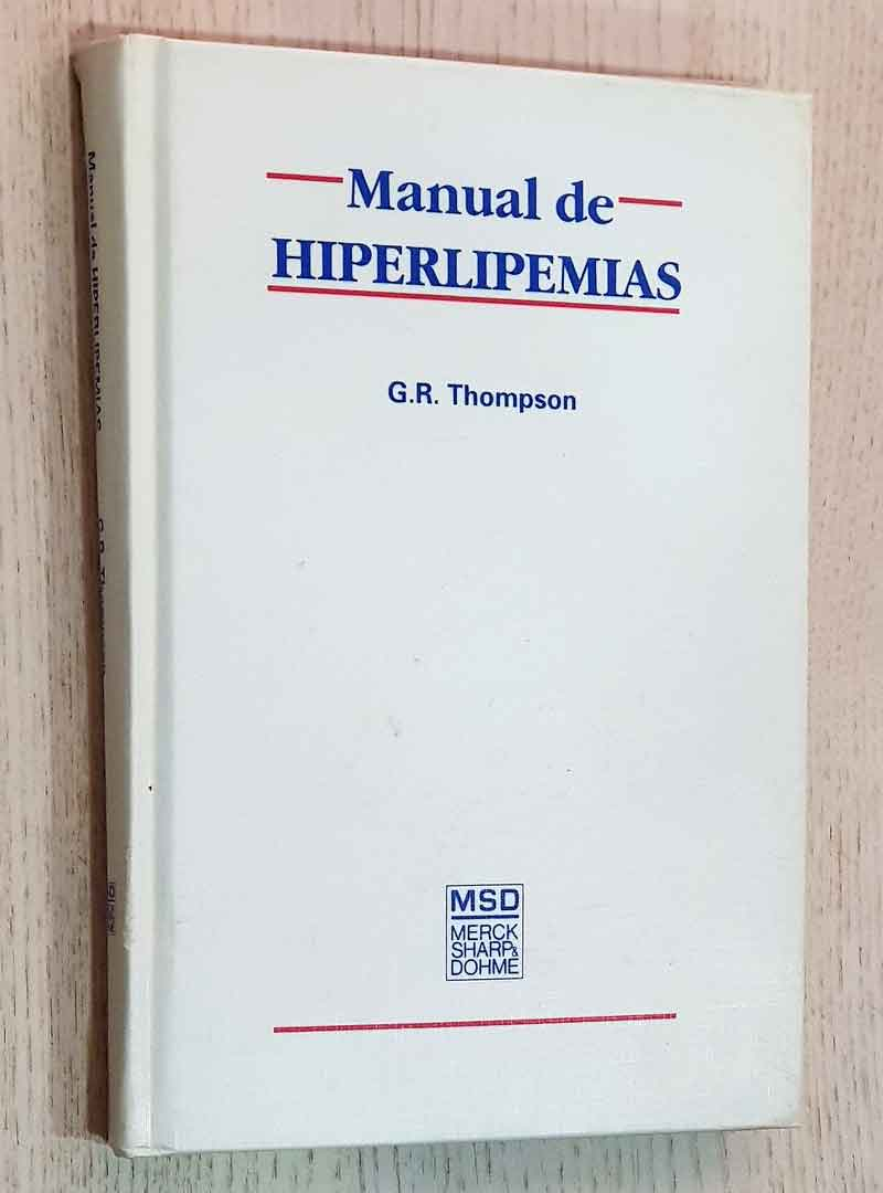 MANUAL DE HIPERLIPEMIAS