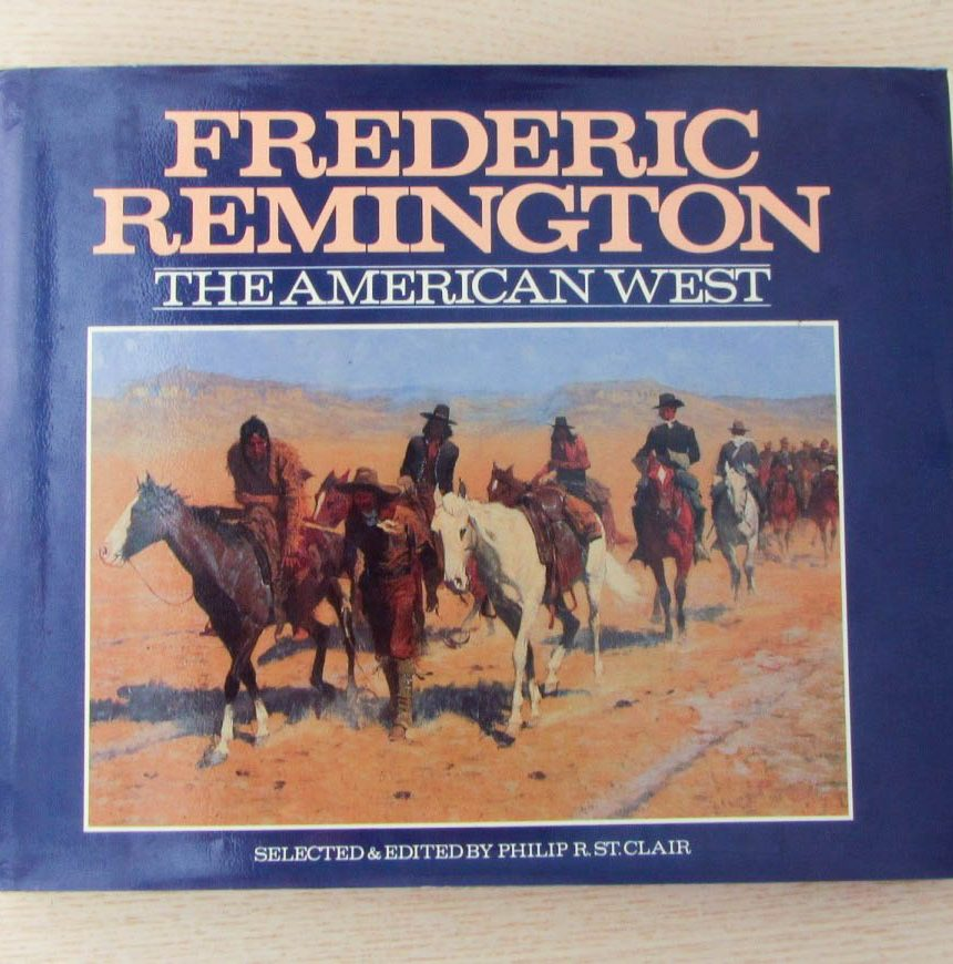 FREDERIC REMINGTON. The American west
