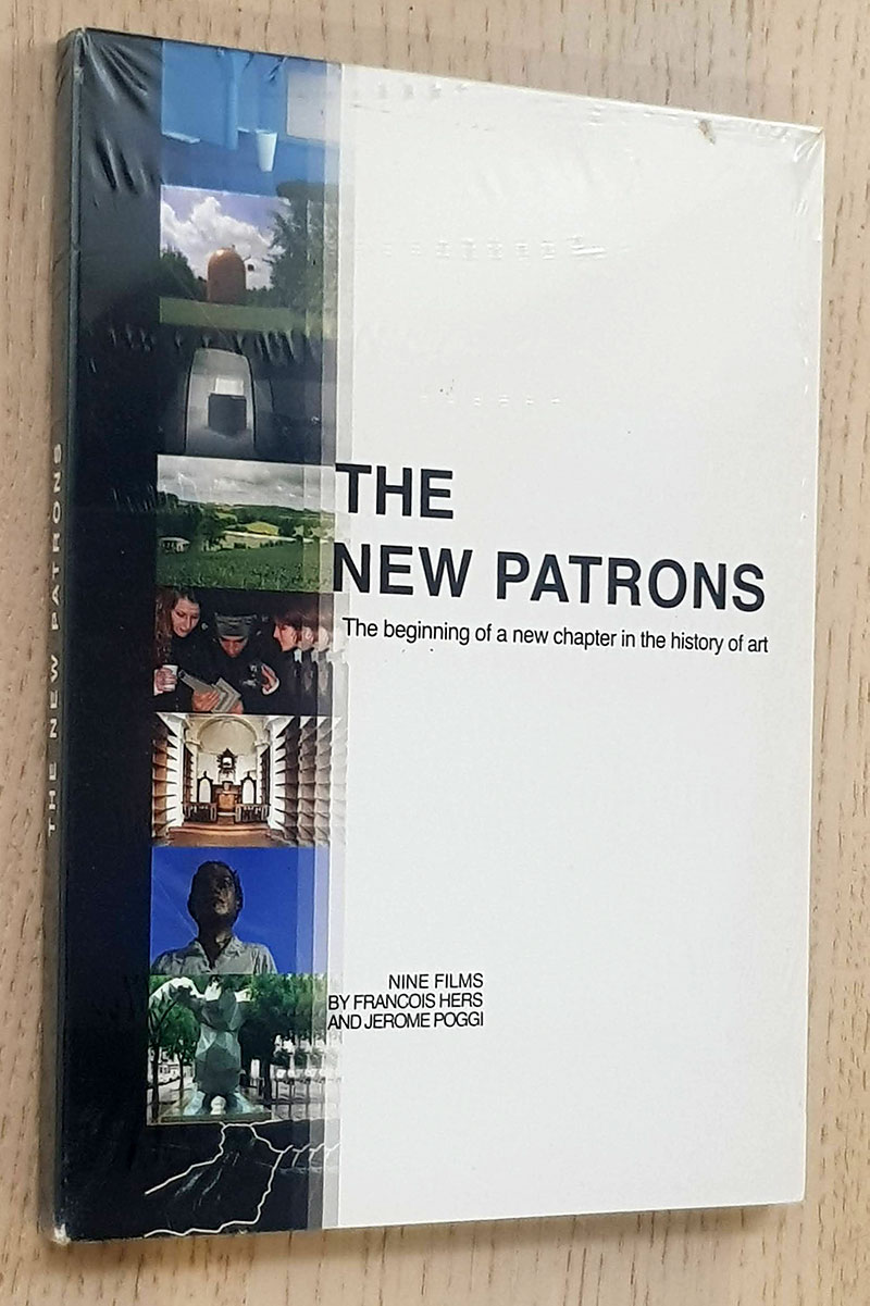 THE NEW PATRONS. The beginning of a new chapter in the history of art (2 DVD)