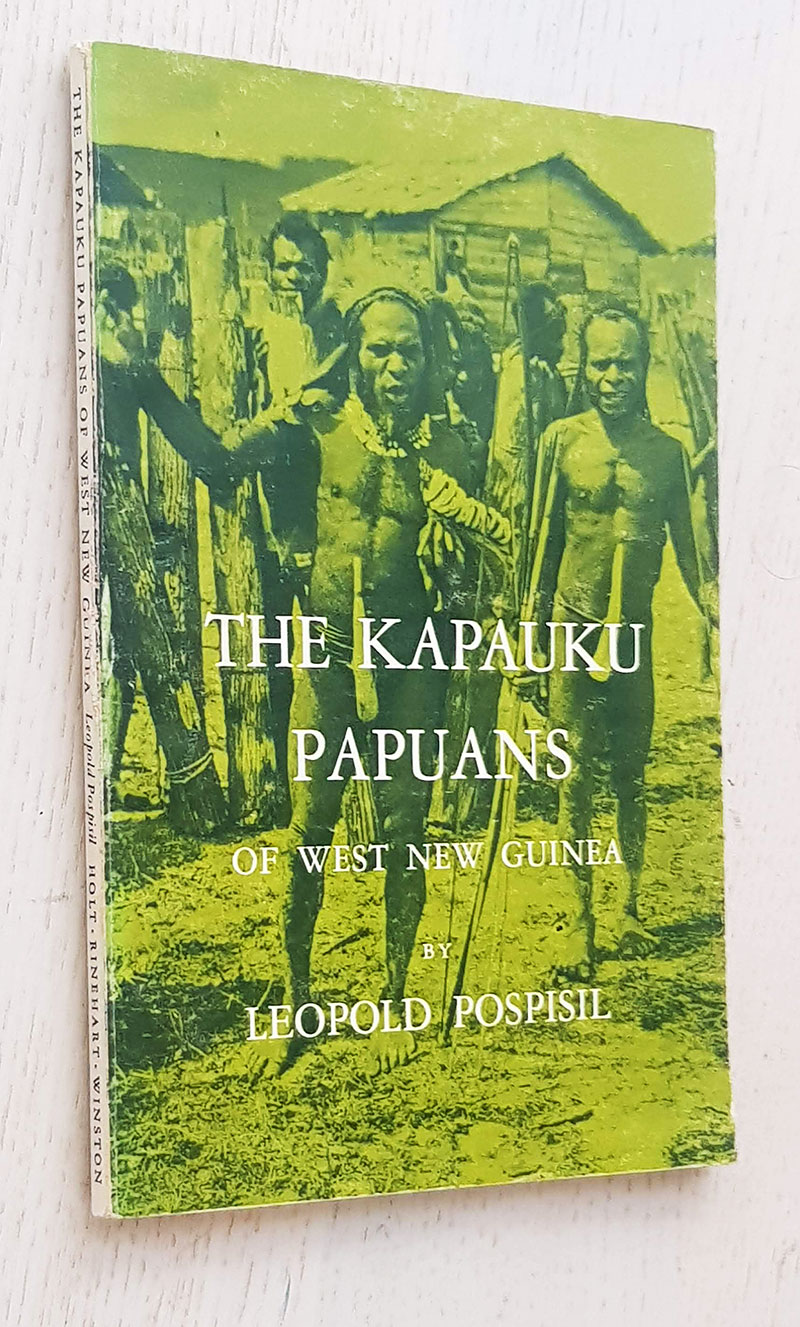 THE KAPAUKU PAPUANS of West New Guinea